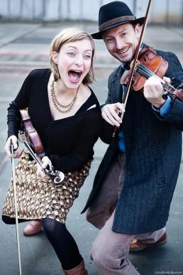 Azind - Nicolaas Cottenie en Alina Bauer